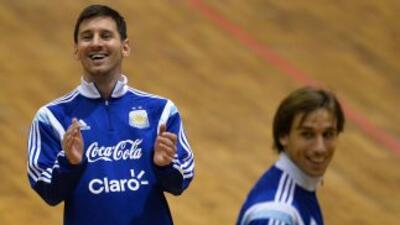 Lionel Messi y 25 jugadores más, se concentrarán con Argentina.