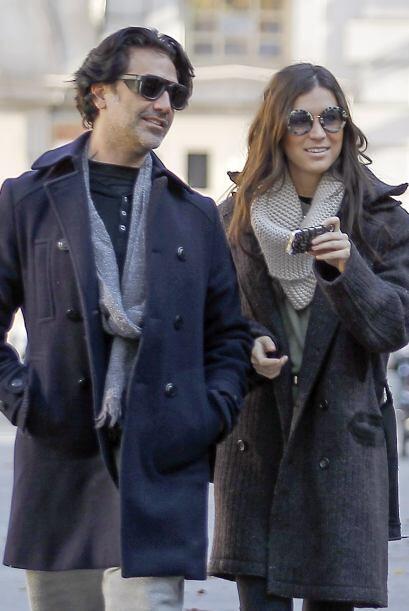 Alejandro Fernández sacó a pasear su amor por Madrid y muy bien acompaña...