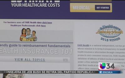 Un nuevo portal en internet te ayuda a buscar el mejor seguro médico