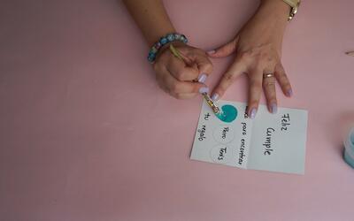 DIY: tarjetas 'scratch-off' una sopresa inolvidable para tus hijos
