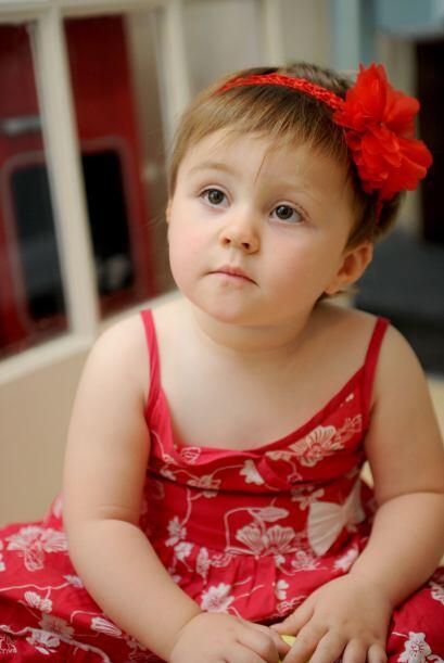 Siendo talla 22 y pesando bastantes libras, Lara dio a luz a su bebé Sav...