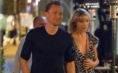 Tom Hiddleston le dice a Taylor Swift que quiere pasar el resto de su vi...