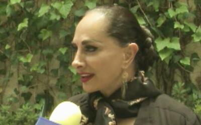 Susana Dosamantes habló de los problemas legales de Paulina
