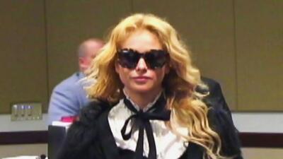 Paulina Rubio quedó divorciada de Colate.