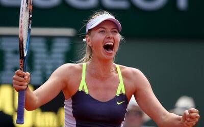 La campeona del 2012 en Roland Garros, continúa su paso llegando a las s...