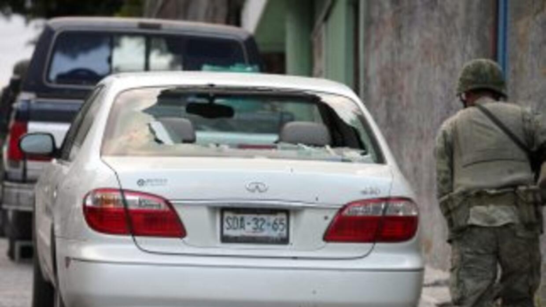 El estado de Nuevo León ha sido azotado en los últimos meses por la narc...