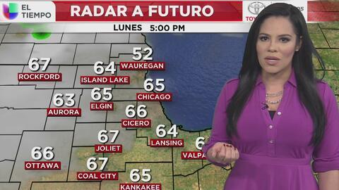 Seguimos con los récords de temperaturas sobre los 60 grados en Chicago
