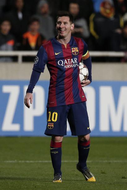 Las dudas quedaron resueltas en el Camp Nou el sábado y anoche en Chipre...