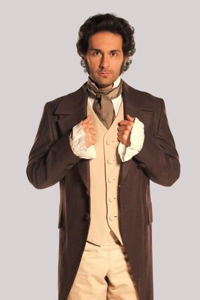 Antonio Nariño (Luis Fernando Hoyos) es el precursor de la Independencia...