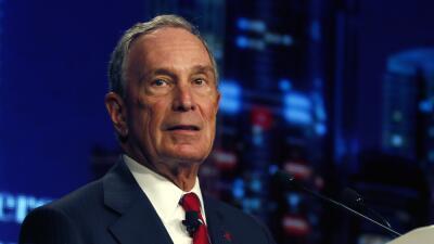 Michael Bloomberg sopesa su candidatura presidencial
