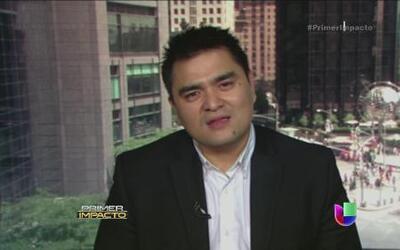 Periodista José Antonio Vargas detenido por Inmigración