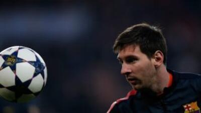 El argentino intenta recuperarse de unas molestias para poder disputar e...