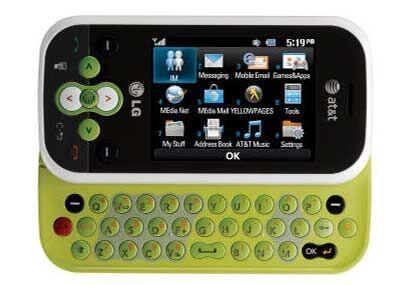 El LG Neon es un colorido teléfono que podrás conseguir por solo $30 y t...