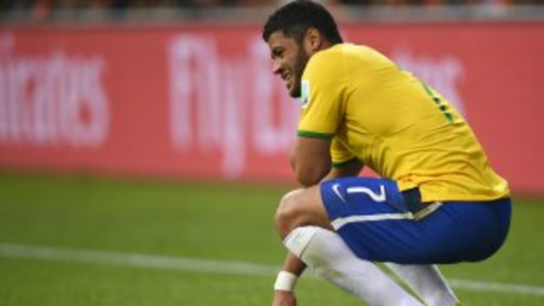 El delantero no entrenó con la Selección de Brasil y sigue siendo una in...