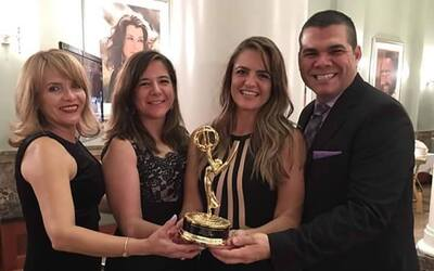 Univision Chicago gana seis premios Emmy 16174538_1868409666734307_79910...
