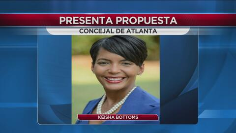 Concejal de Atlanta presenta una propuesta de ley para evitar ataques de...