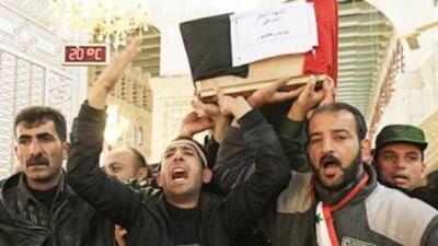 Desde mediados de marzo, Siria es escenario de una revuelta popular sin...