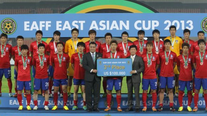 Brasil 2014 será el octavo mundial consecutivo para Corea del Sur.