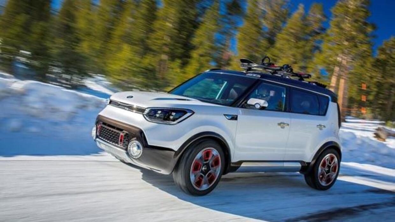 El Trail'ster cuenta con un motor turbo y tracción a las cuatro ruedas p...