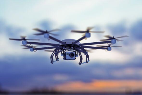 Un dron. ¿Te has preguntado por qué estos dispositivos voladores están t...