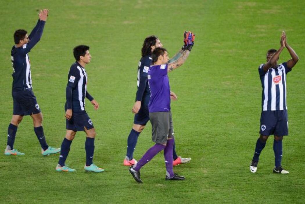 Victoria final de Monterrey por 2-0, para quedarse con el tercer lugar,...