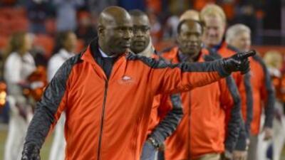 Terrell Davis tuvo una de las mejores rachas en la historia de la NFL, p...