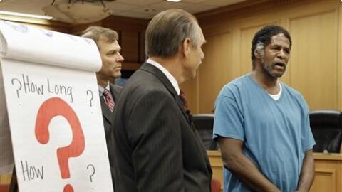 McKinney quiere ser exonerado por los 31 años que estuvo preso er...
