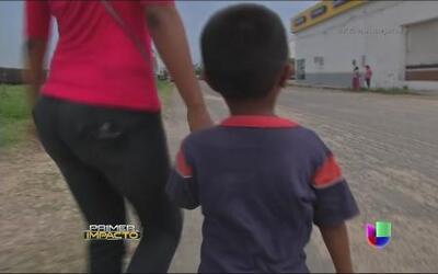 ¿Qué deben hacer familiares de niños migrantes detenidos?