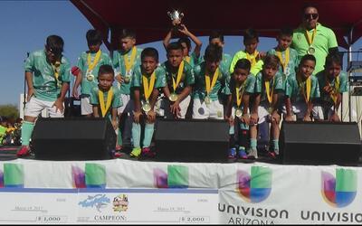 Real Juvenil, club comunitario que forma las promesas del futuro