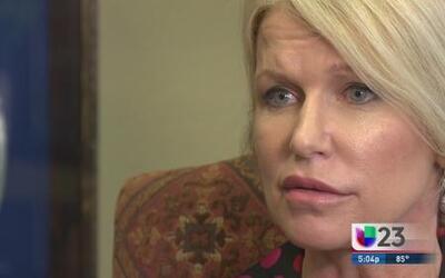 Susan Hawk aceptó que quiso suicidarse