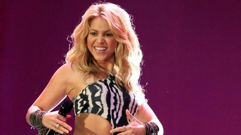 Clarissa Molina trajo de las redes a Shakira bailando y aparentemente em...