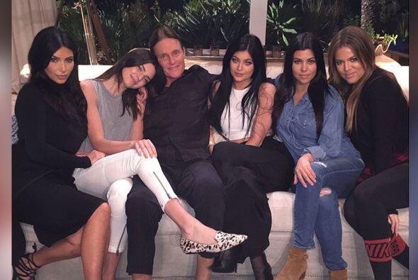 También hablaron del momento en que se sentó a decirles a Kendall, Kylie...