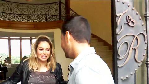 Recordando a Jenni: Chiquis Rivera nos muestra los rincones de la casa d...