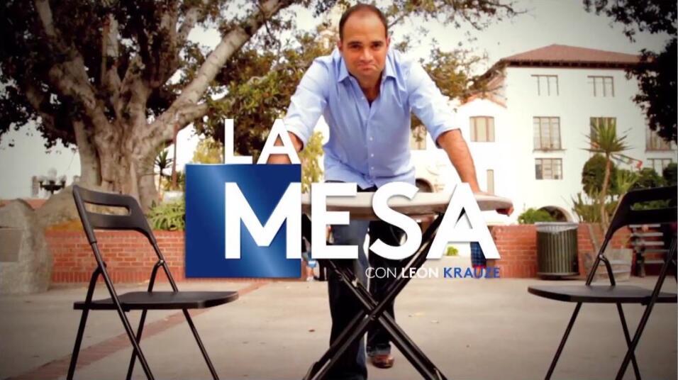 """Exclusiva: """"Chicharito"""" se sienta hoy en """"La Mesa"""" con las emociones a f..."""