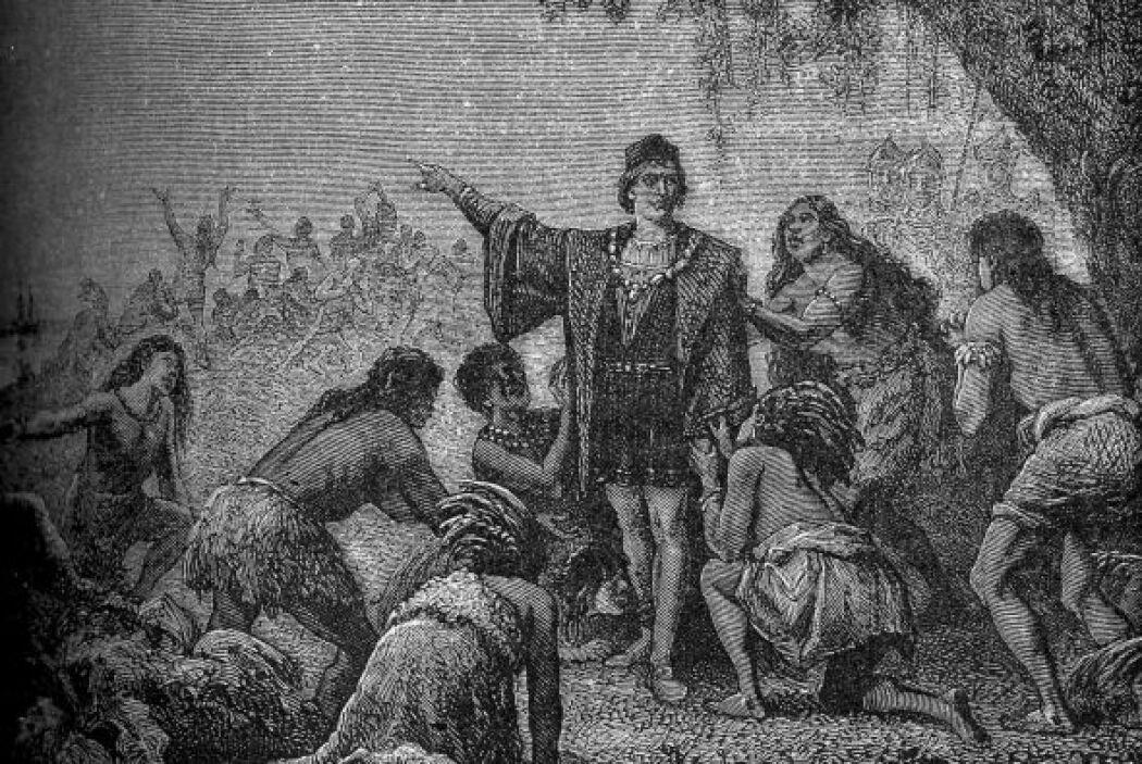 La profesora de Georgetown sostiene que Colón se valió del ama de llaves...