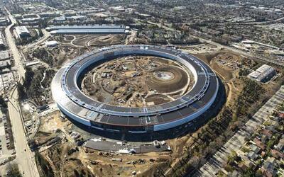 9 curiosidades sobre Apple Park las nuevas oficinas de Apple