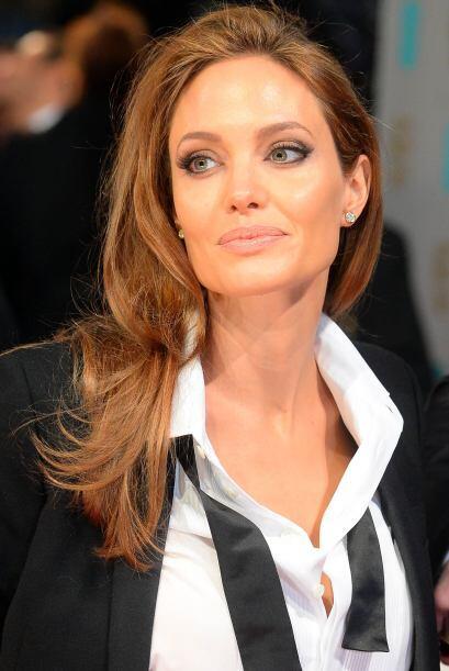 ¿Para ustedes quién se robó la noche: Angelina o Br...