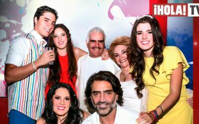 Emily Estefan y Camila Fernández siguen los pasos de sus padres