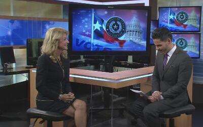 Entrevista con Wendy Davis