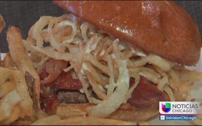 Auri descubre por qué Manzo's Burger fueron seleccionadas como las mejor...