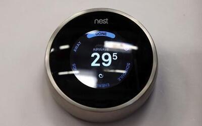 Nest Labs crea equipamiento inteligente para casas.