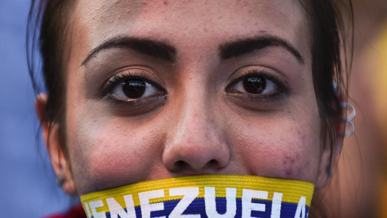 Mariana Atencio: Venezuela, la incógnita de la violencia GettyImages-Ven...