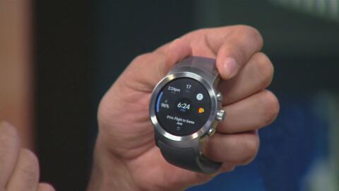 LG Watch, el nuevo reloj inteligente de Google
