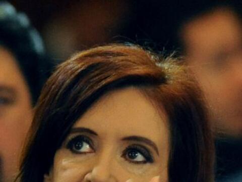 Mientras mantiene el misterio sobre su futuro político, la presid...