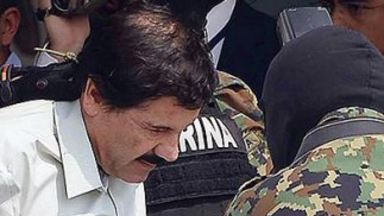 Joaquín El Chapo Guzmán Loera.