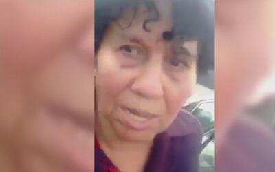 Mujer secuestrada está libre gracias a un buen samaritano