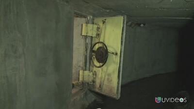 El sistema de túneles cómo vía de escape de El Chapo