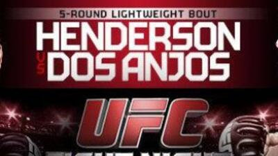 Se dio a conocer la cartelera de UFC Fight Night 49 (Foto: Twitter).