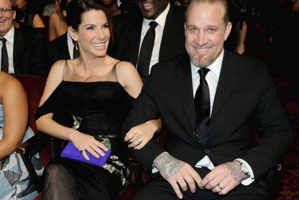 Sandra Bullock y Jesse James La ganadora del Oscar también sorpre...