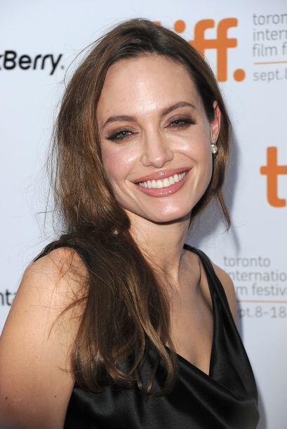 Angelina Jolie se une a estas famosas en la lucha por esta prestigiada c...
